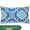 Alvin Blue 12x20 Outdoor Pillow