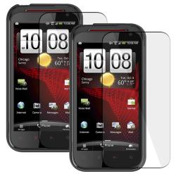 Screen Protector for HTC Vigor/ Rezound (Pack of 2)
