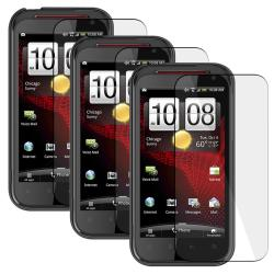 Screen Protector for HTC Vigor/ Rezound (Pack of 3)