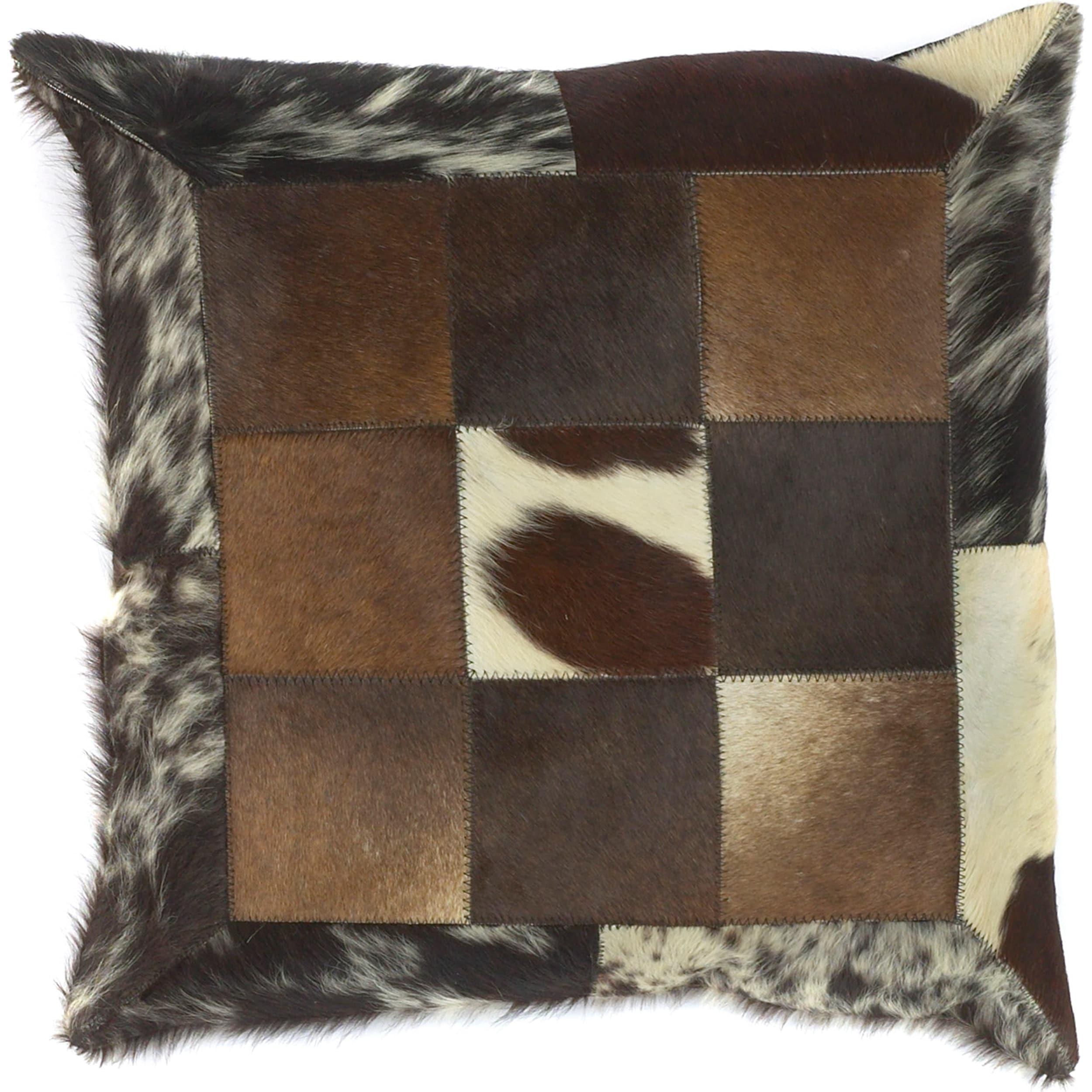 Grafton Faux Fur Decorative Pillow