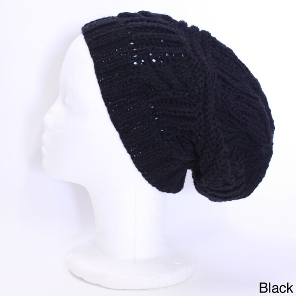Cotton and Wool Beanie (Nepal)