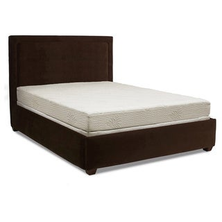 Christopher Knight Aloe Gel Memory Foam 8-inch Twin-size Smooth Top Mattress