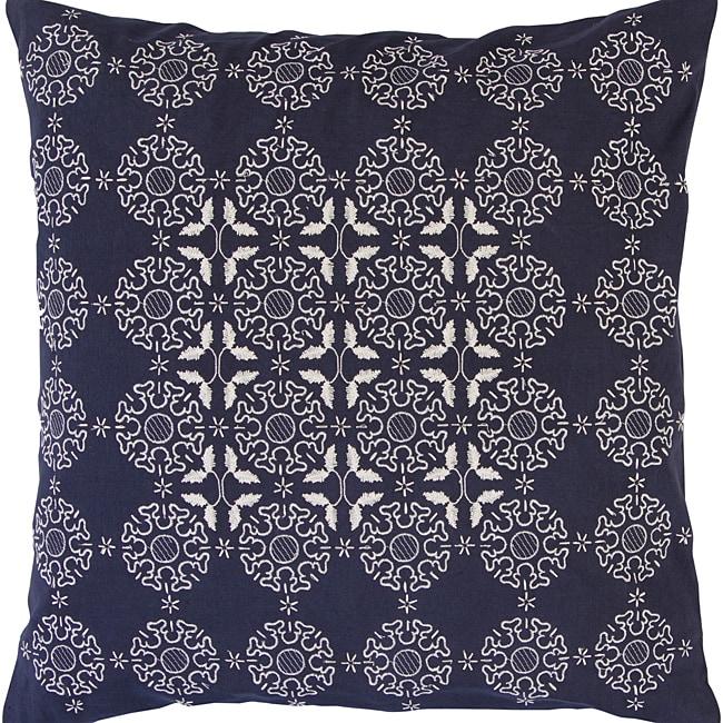 Decorative Campton Down Filled Throw Pillow