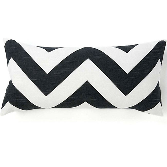 Jiti Africa Zig-zag Decorative Down Pillow