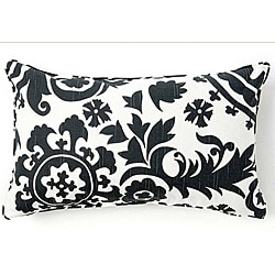 12 x 20-inch Africa Suzani Decorative Down Pillow