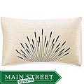 Branches Cream Silk Pillow