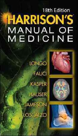 Harrison's Manual of Medicine (Paperback)