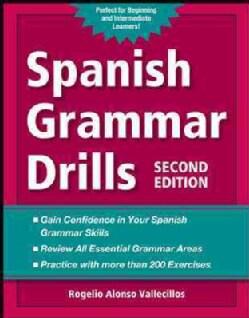 Spanish Grammar Drills (Paperback)