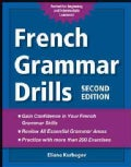 French Grammar Drills (Paperback)
