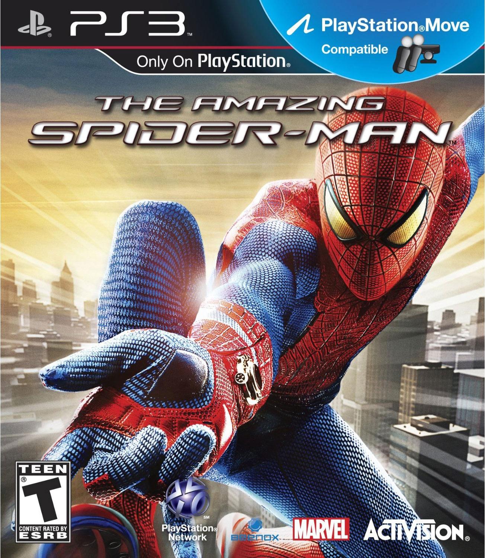 PS3 - Amazing Spider-Man