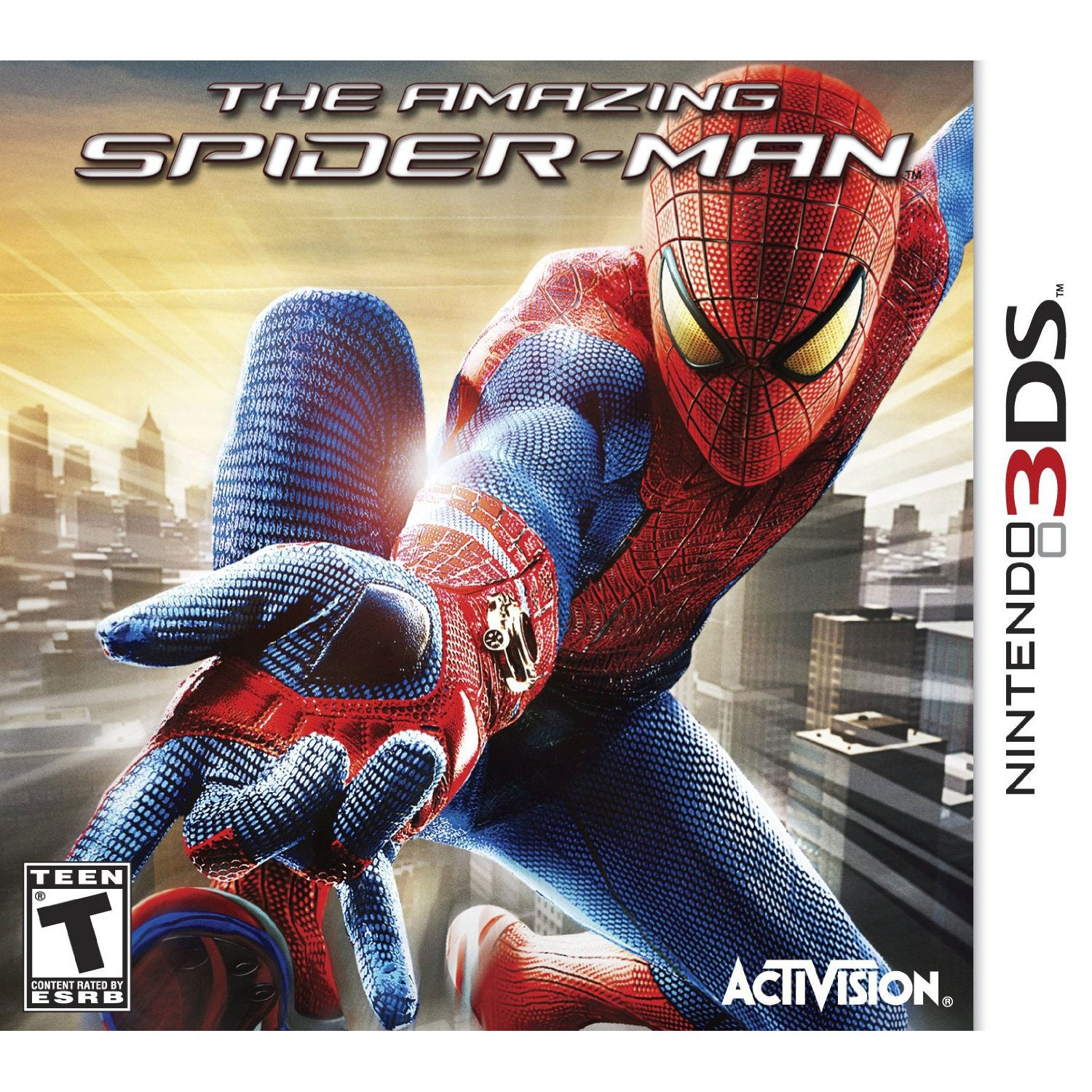 Nintendo 3DS - Amazing Spider-Man