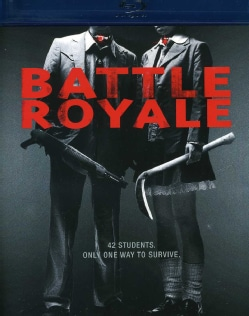 Battle Royale (Blu-ray Disc)