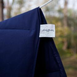 Eddie Bauer Full-size Midnight Blue Down-blend Lodge Comforter