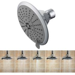 Watersense 5-Function Chrome Showerhead