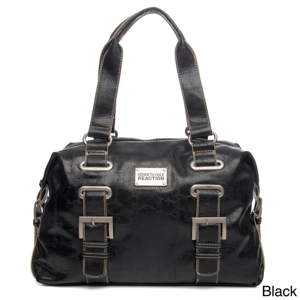 Kenneth Cole Reaction Interconnect Satchel Bag