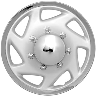 Chrome 16-inch ABS Hub Cap (Set of 4)