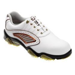 FootJoy Men's SYNR-G Vent White/ Copper Golf Shoes