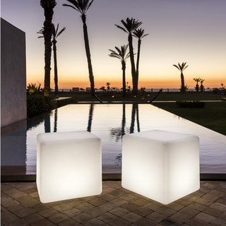 All-Weather 14-inch Cordless LED Cube