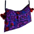 Cotton Purple Leyla Purse (Thailand)
