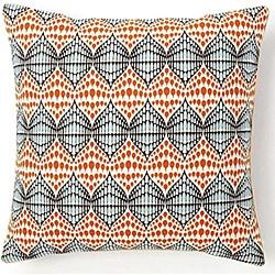 Sweet Potato 20x20-inch Decorative Cotton Pillow