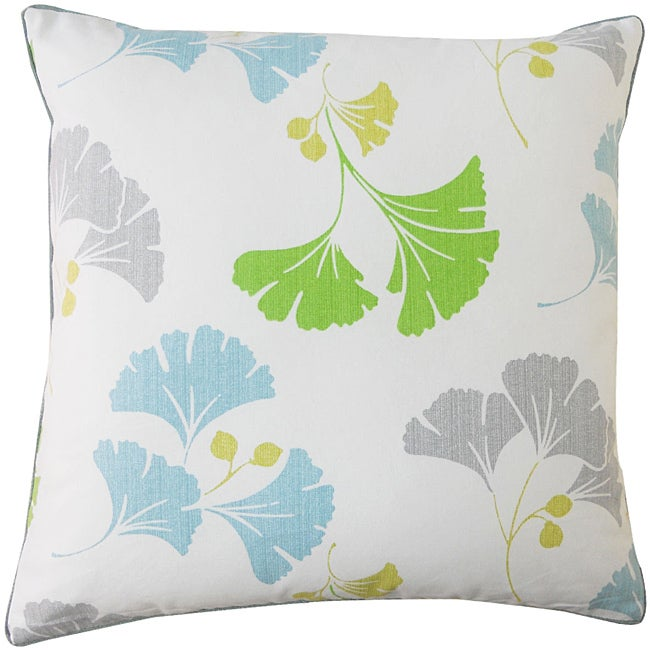 Gingko Marine 20x20-inch Decorative Pillow