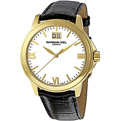 Raymond Weil Men's Tradition White Dial Watch