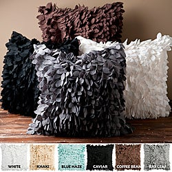 Mac Down-Filled Decorative Pillow (18-Inch Square)