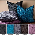 Perth Down-Filled Decorative Pillow (22-Inch Square)