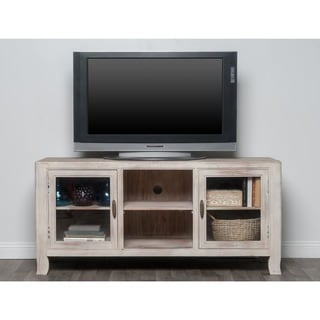 best wood for entertainment center