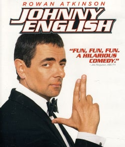 Johnny English (Blu-ray Disc)