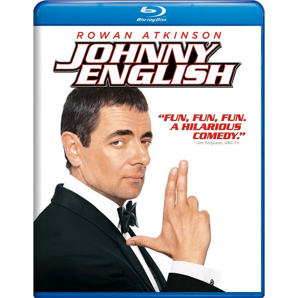 Johnny English (Blu-ray Disc) 8685132