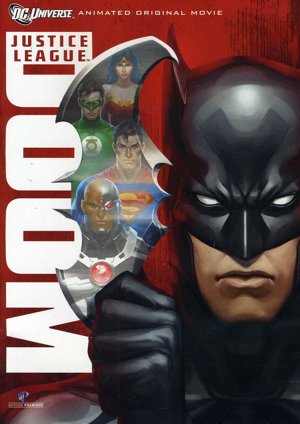 DCU Justice League: Doom (DVD)