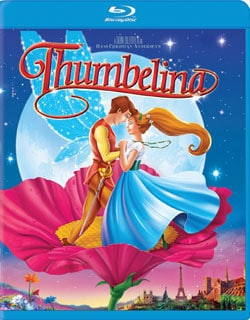 Thumbelina (Blu-ray Disc)