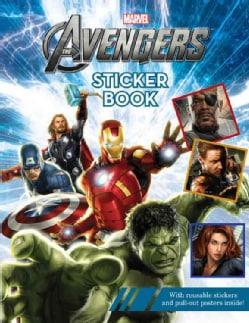 The Avengers Sticker Book