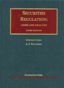 Securities Regulation: Cases and Analysis (Hardcover)