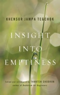 Insight Into Emptiness (Paperback)