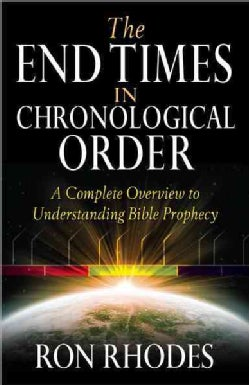 The End Times in Chronological Order (Paperback)
