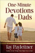 One-Minute Devotions for Dads (Hardcover)