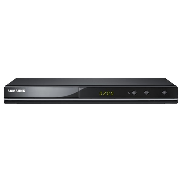 Samsung DVD-C500 1 Disc(s) DVD Player - 1080p - Black
