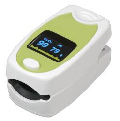 HealthSmart Finger Deluxe Pulse Oximeter