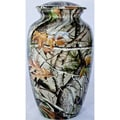Star Legacy's Camouflage/ Nature Large/ Adult Aluminum Urn
