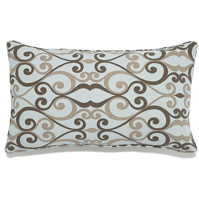 Iron 12x20-inch Outdoor Pillow