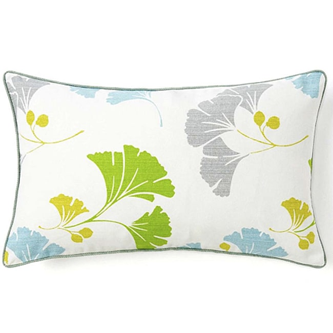 Gingko Marine 12x20-inch Decorative Pillow