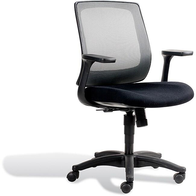 Jesper Office Grey Mesh Ergonomic Office Chair