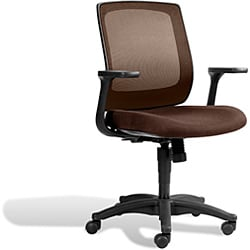 J & K Orange Office Chair