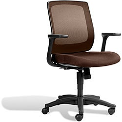 Jesper Office Orange Ergonomic Office Chair