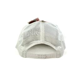 Faddism Unisex Gray Square Design Baseball Cap
