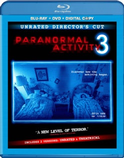 Paranormal Activity 3 (Blu-ray/DVD)