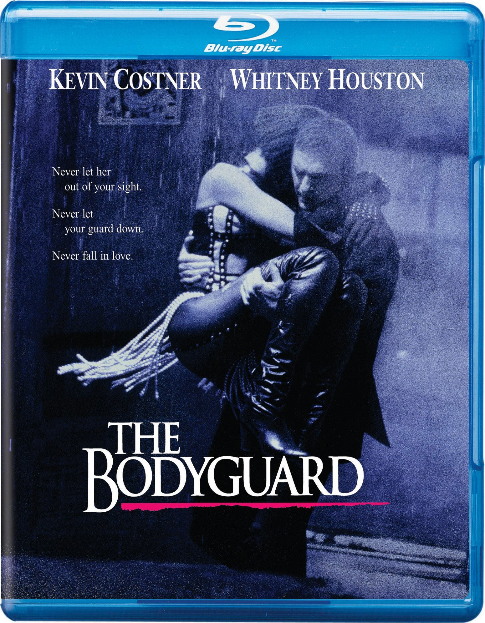 The Bodyguard (Blu-ray Disc)