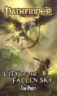 City of the Fallen Sky (Paperback)